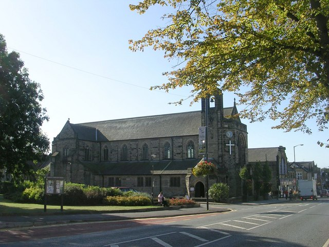 St Andrew's Church - High Street