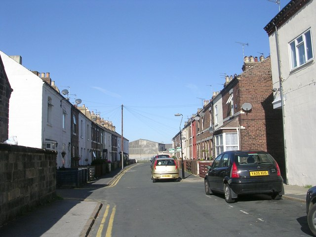 Camwal Terrace - High Street