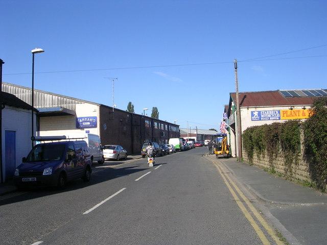 Camwal Road - High Street