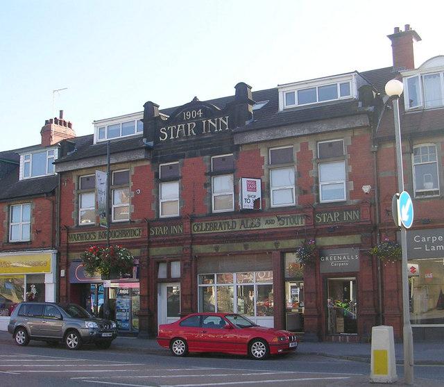 Star Inn - High Street