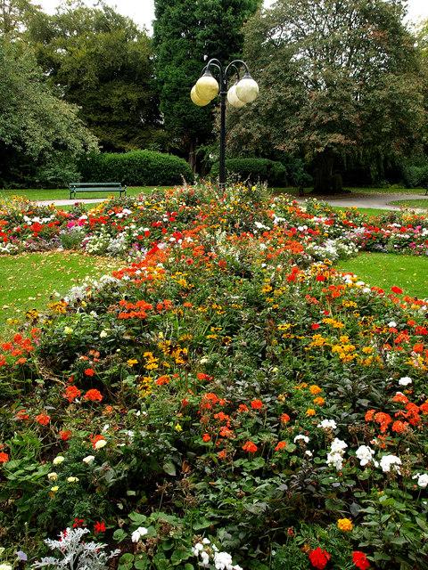 Public Gardens near Selby Abbey