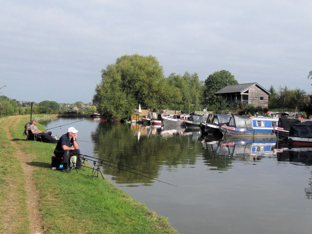 Grand Union Canal – Cook's Wharf, Pitstone