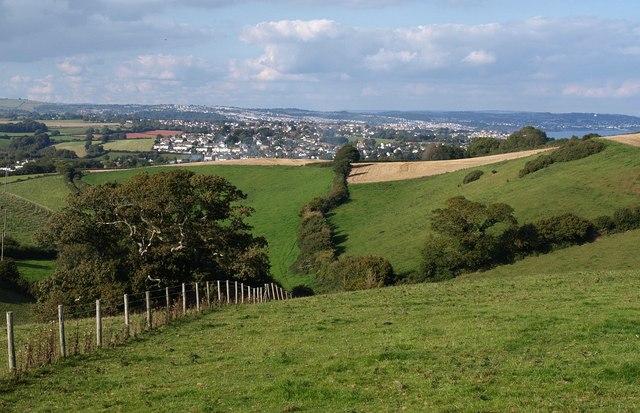 Countryside near Galmpton