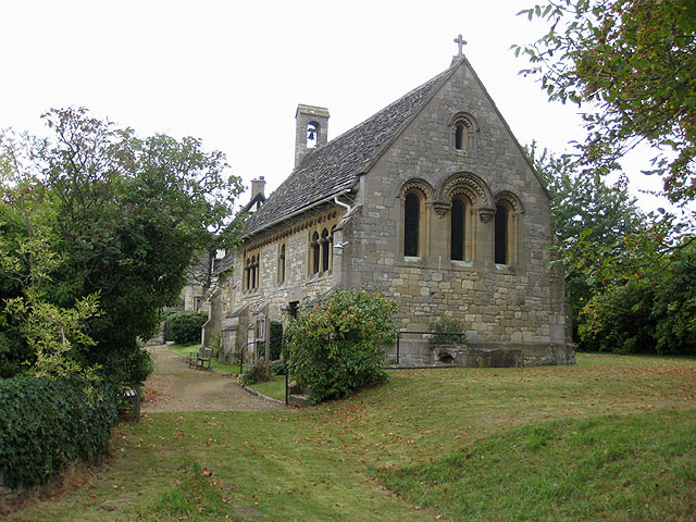 Church of the Ascension, Southam