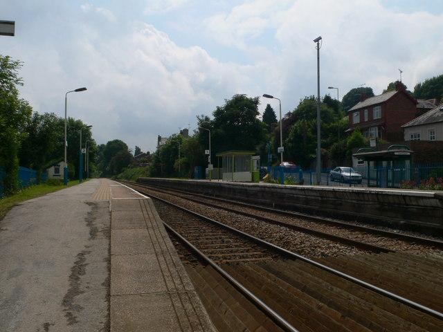 Caergwrle Railway Station
