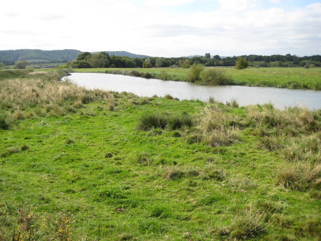 River Arun near Amberley