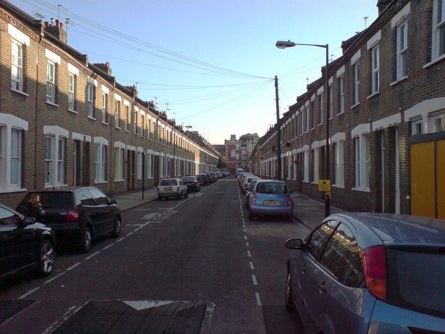 Senrab Street, E1