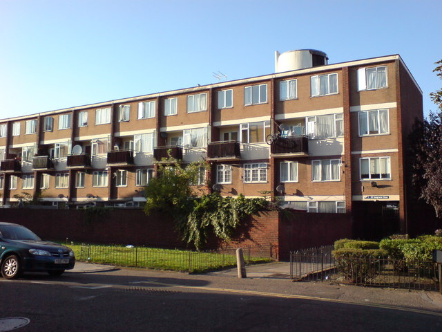 Seagrave Close, E1 (numbers 1-25)