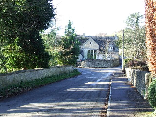 Old Farm Cowley