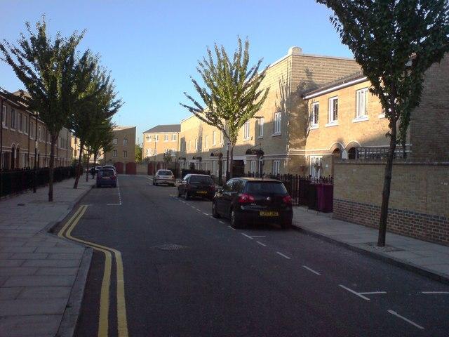 Eastfield Street, E14