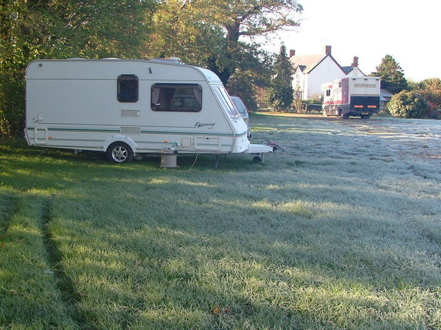 Oakleigh caravan site