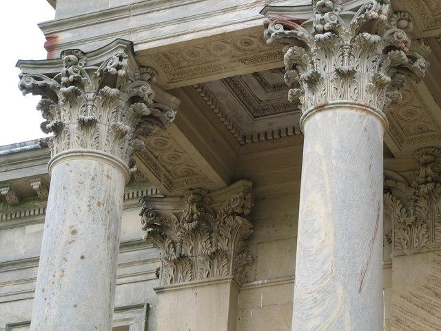Columns, Capitals and Corbels