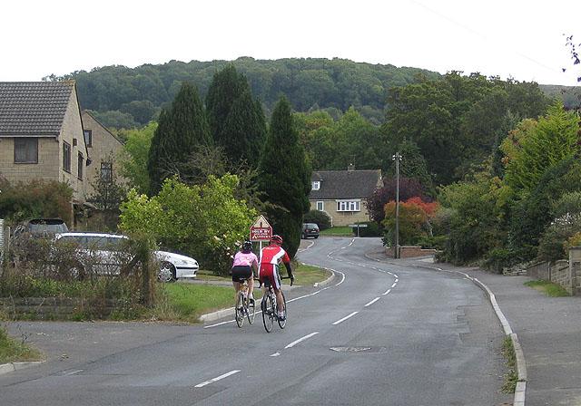 Cycling through Southam