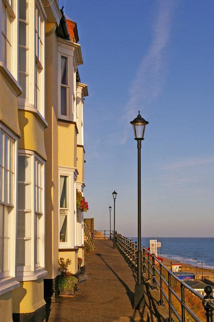 Seafront Houses, Cromer, Norfolk