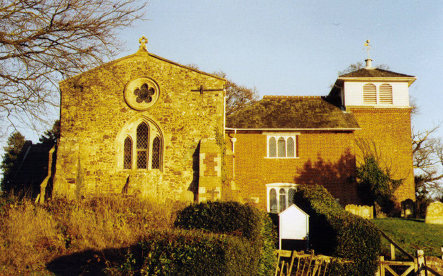 St Peter, Bramshaw