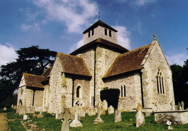 St Mary, Breamore