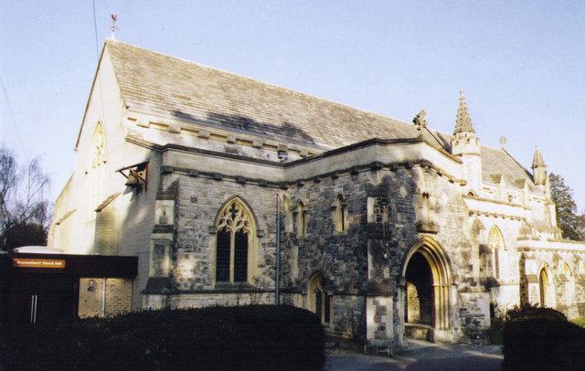 St Saviour, Brockenhurst
