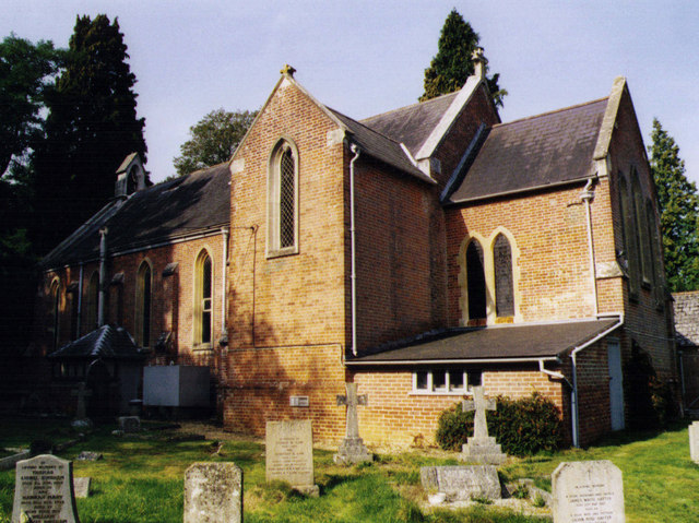 St John the Baptist, Burley