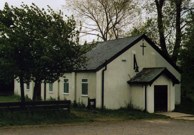 St George, Calshot