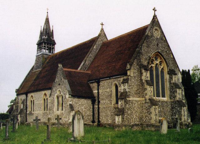 Christ Church, Colbury