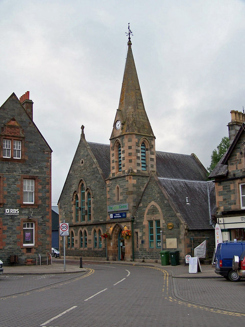 The Locus Centre, Aberfeldy