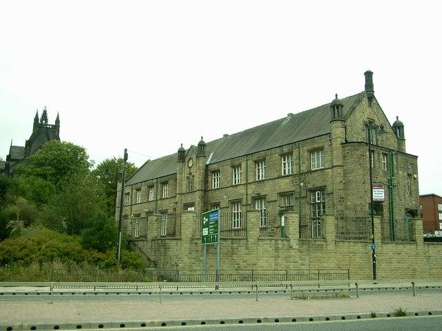 Old Subscription School ? East Street,  Leeds