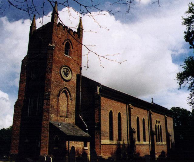 St Mary, Copythorne