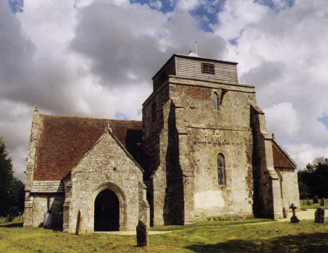 St George, Damerham