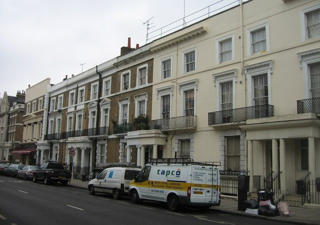 Holland Road - town houses