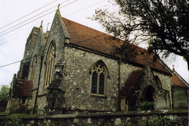 St Mary, Eling