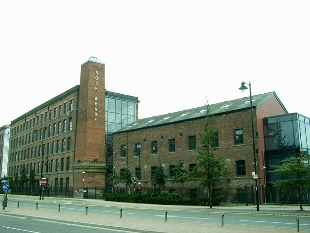 Bank Mills,  East Street,  Leeds