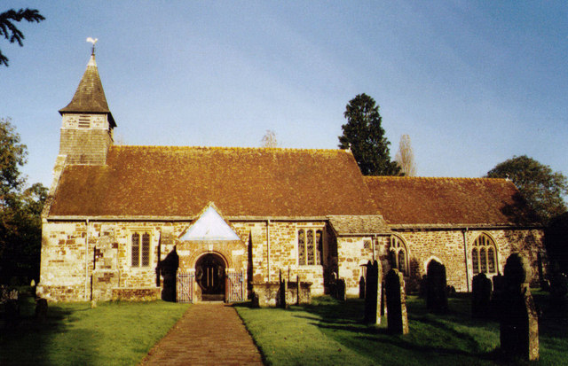 St Mary & All Saints, Ellingham