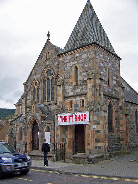 Auld Kirk, Chapel Street, Aberfeldy