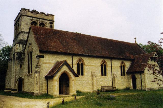 St Katherine, Exbury