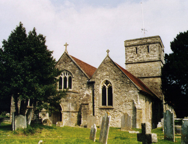 All Saints, Fawley