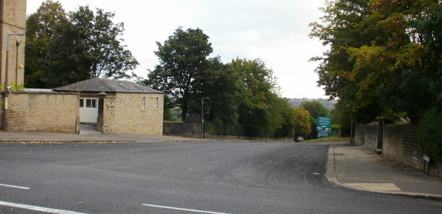 Cemetery Road, Huddersfield