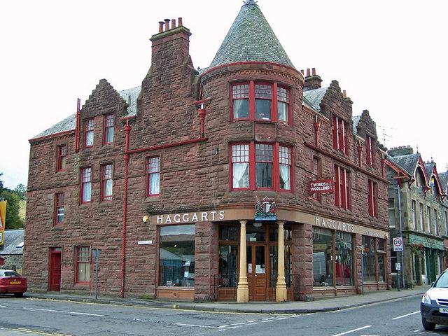 P & J Haggarts, Ltd., Aberfeldy