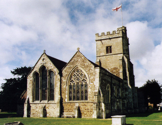 St Mary, Fordingbridge