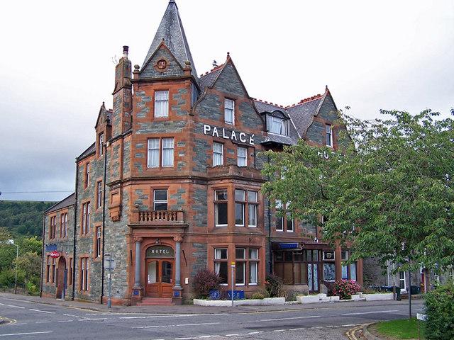 Palace Hotel, Aberfeldy