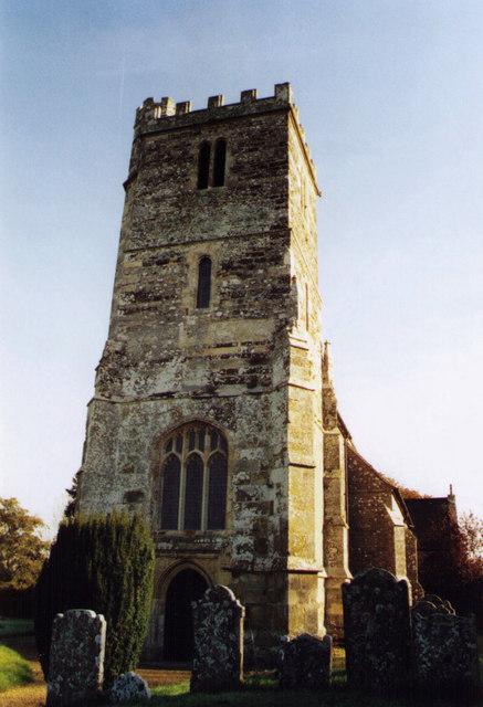 All Saints, Harbridge