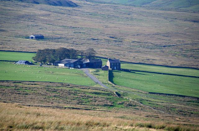 Wolf Cleugh Farm