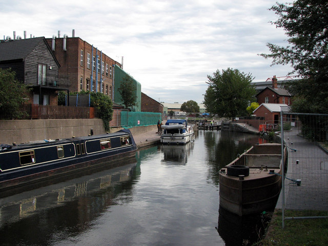 Meadow Lane Lock