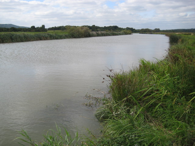 River Arun near Amberley