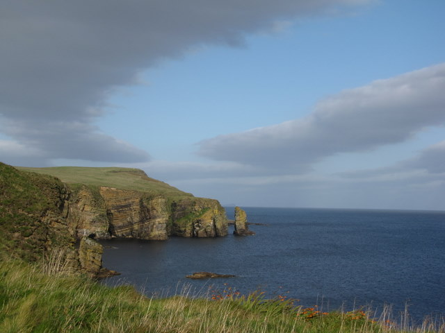 Windwick Bay, Orkney.