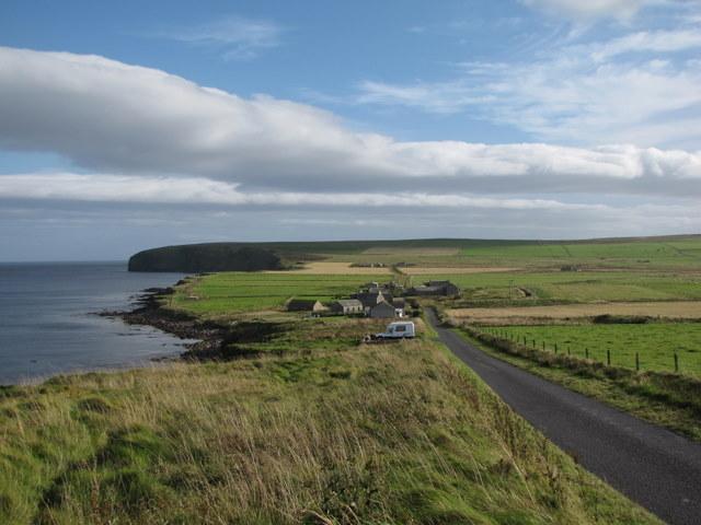 Windwick, Orkney.