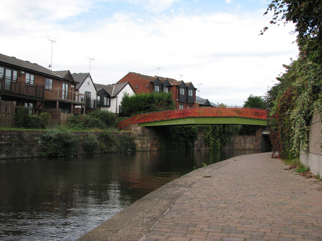 Nottingham Canal Bridge 1e