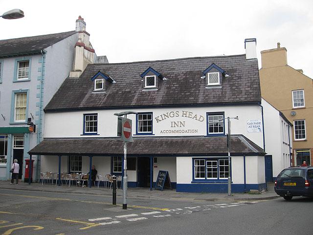 Kings Head Inn, Llandovery
