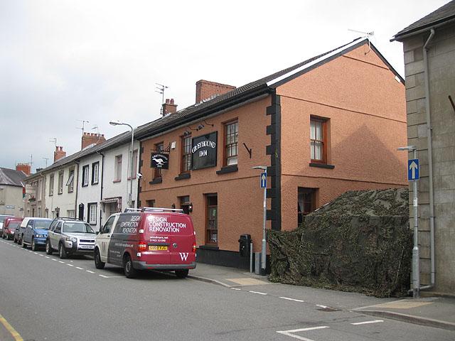 The Greyhound Inn, Llandovery