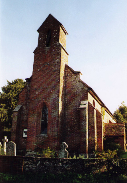 Former St Martin, Ibsley