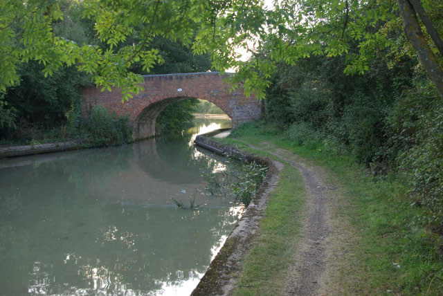 Longhole Bridge, Grand Union Canal